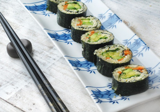 Avocado+Quinoa+Sushi_Queen+of+Quinoa